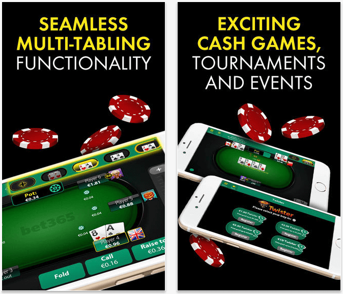 bet at home poker mobile